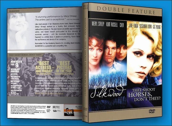 They Shoot Horses Dont They and Silkwood 2 DVD Set