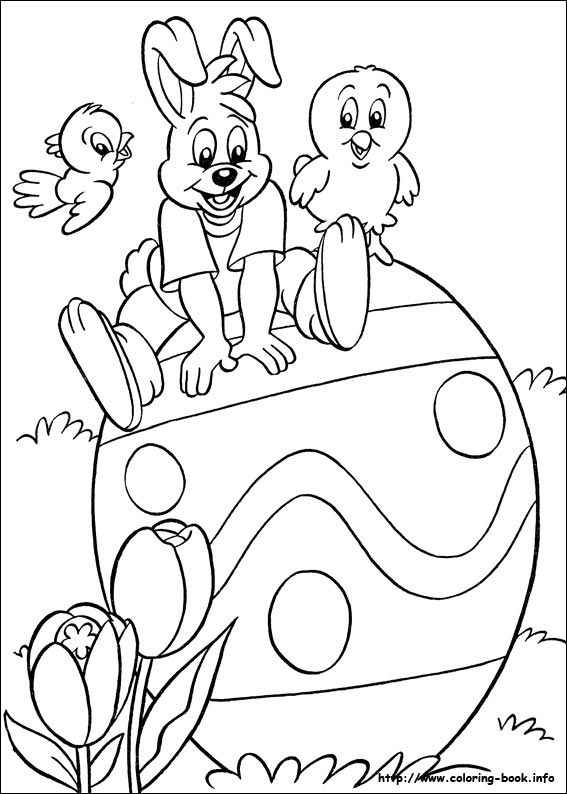 25 Unique Easter Coloring Pictures Ideas On Pinterest