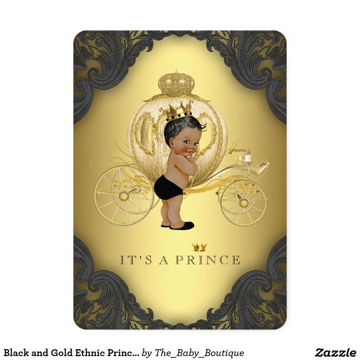 111 best images about ethnic boy baby shower on pinterest   prince, Baby shower invitations