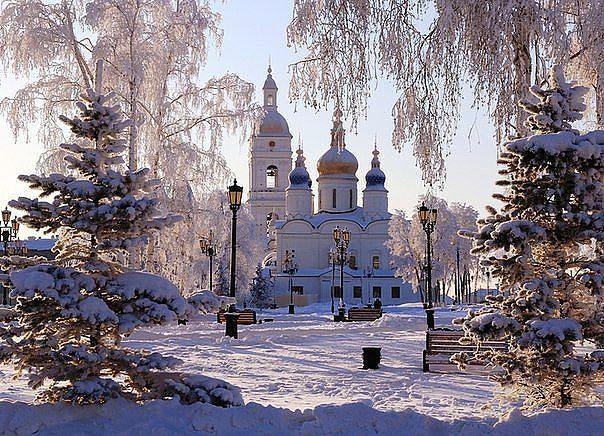 (2) Одноклассники Тобольский Кремль.