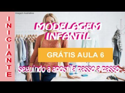Modelagem Infantil Para Iniciantes - Aula 6