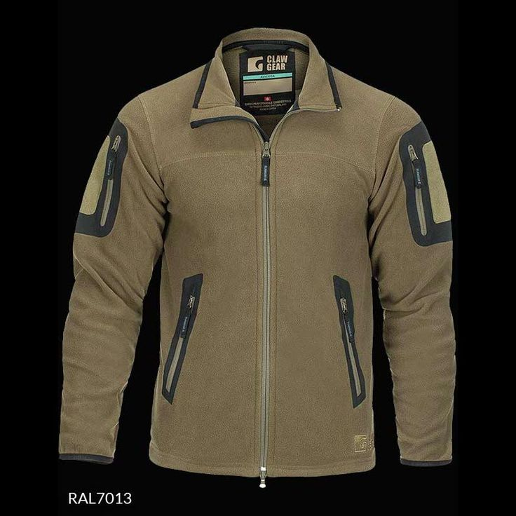 ClawGear Aviceda Jacket | Heinnie Haynes