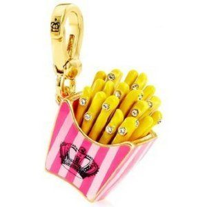 Juicy Couture Charm Pink French Fries Charm Pave Salt Accents Gold Charm Bracelet YJRUO087 by Juicy Couture, http://www.amazon.com/dp/B00ALGIFBO/ref=cm_sw_r_pi_dp_pL-Prb09JF3YS