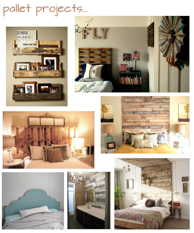 Pallet Projects.