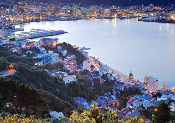World's Most Romantic Cities; Wellington, New Zealand