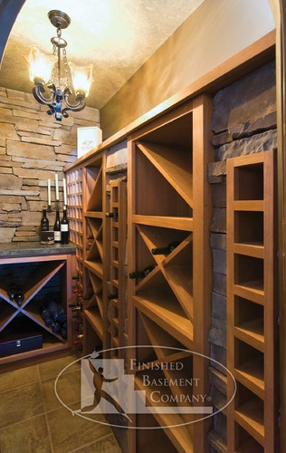 Best Wine Rooms And Bars Images On Pinterest Wine Rooms Big - The basement company
