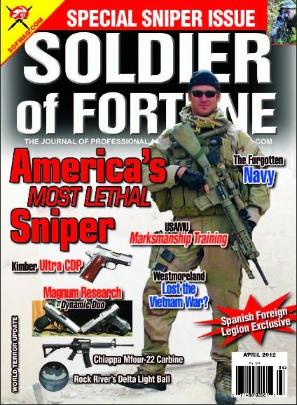 soldier of fortune magazine | Magazine Covers | Pinterest ...