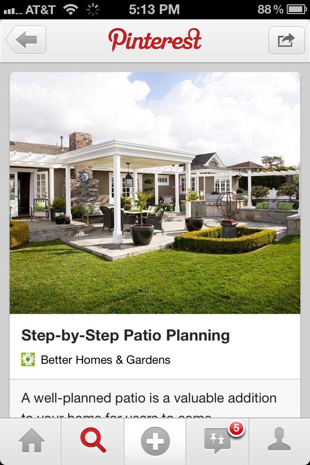 patio design glasgow