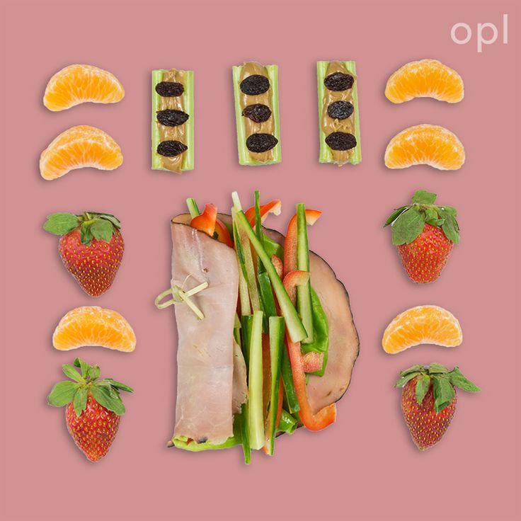 Fresh Paleo Lunch