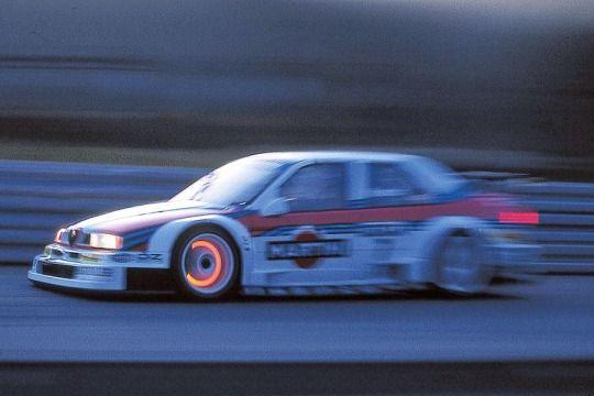 Alfa Romeo 155 TI V6 - Martini Sponsorship for DTM (1996)