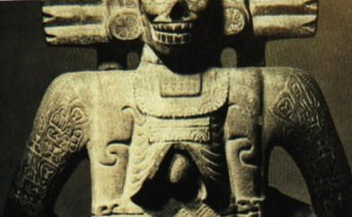 "Quetzalcoatl, the lord of life and death displays the ""sacred heart of Babylon""  http://www.remnantofgod.org/images/IGC/pagan-rcc.htm"
