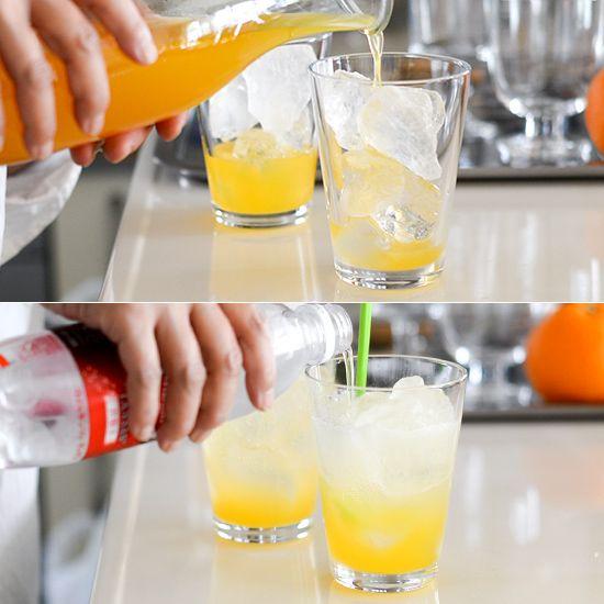 【自家製シロップレシピ】市販のジュースで作ってもOK!オレンジ風味のジンジャーシロップ。 シュワッと美味しいはじめての味!オレンジ風味のジンジャーシロップの作り方。料理家・たくまたまえさんに教わる、フルーツシロップのレシピをお届けしています。本日は、爽やかな香りで、まさに夏!な気分を楽しめ