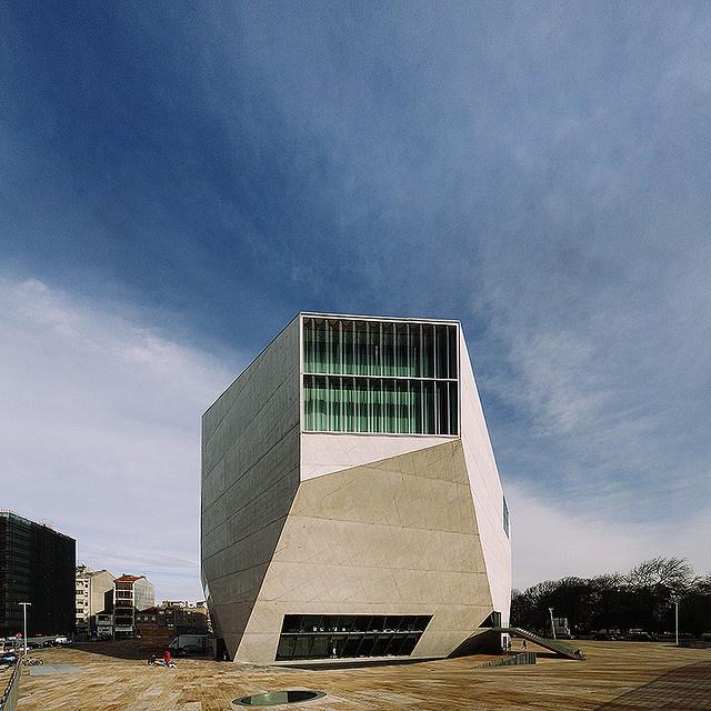 Rem Koolhaas | Casa da Música | Porto, Portugal