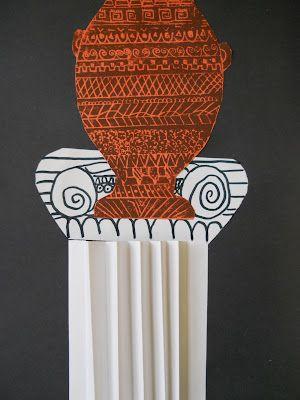 The Elementary Art Room!: Greek Vases