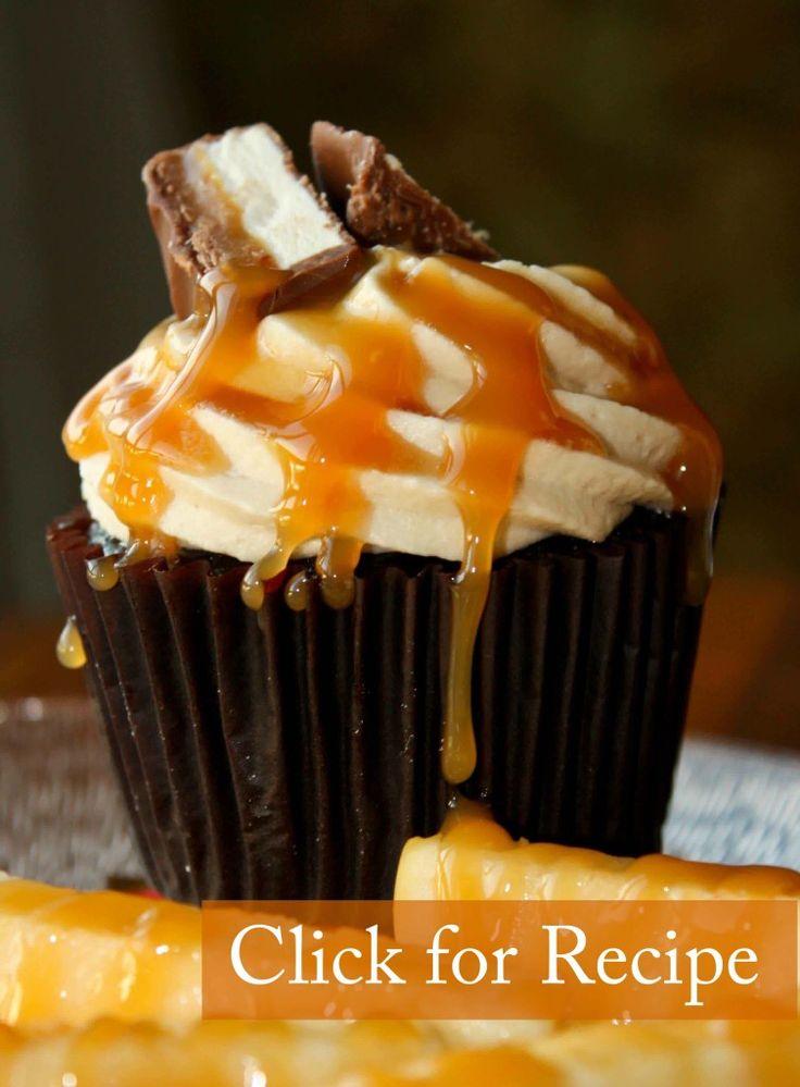 Apple Caramel Cupcakes Recipe