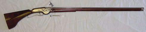 El arcabuz es una antigua arma larga de fuego de avancarga, antecesor del fusil. Su uso estuvo extendido en la infantería europea de los siglos XV al XVII.