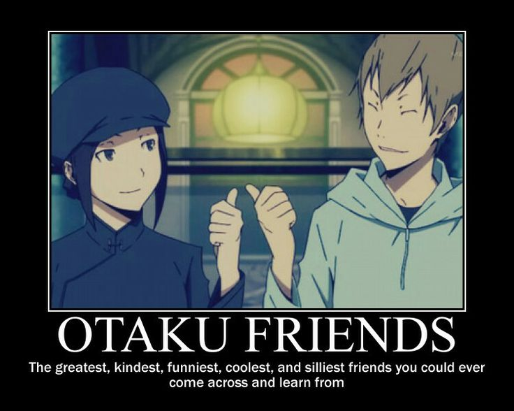 First I loved their friendship! (Durarara!!) Second, I may have just found me one of these. I don't want to be super enthusiastic and scare him away so I'm playing it cool. ...Also, he's super cute!;)