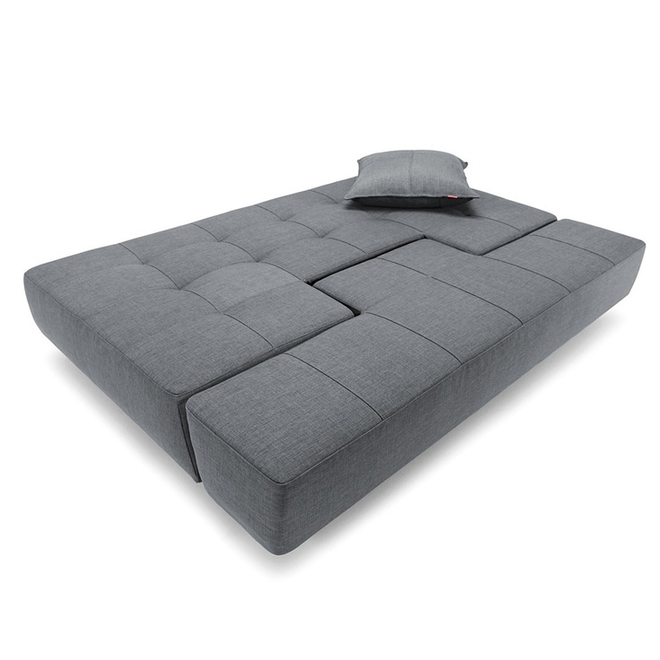 So Cool A Sofa That Folds Down Into A Full Size Bed Perfect For Guests Or Would Be Nice To