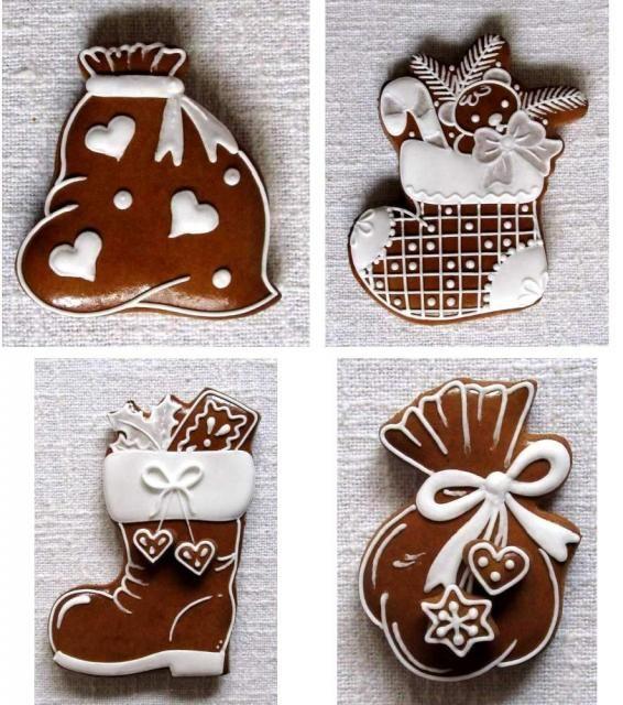 Adorable, chubby gingerbread cookies Urgulliga pepparkakor