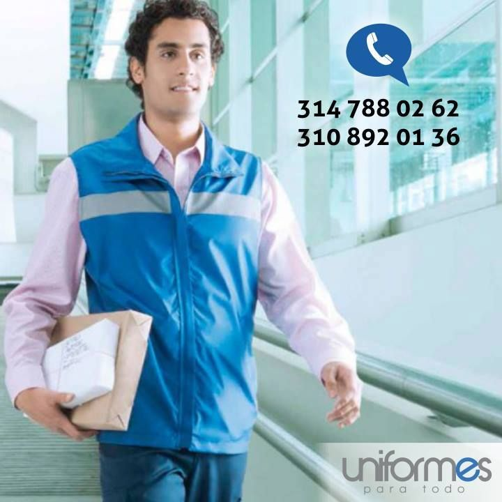 ¡Siempre frescos con nuestros uniformes! #Colombia #Empresas #Dotacion #UniformesparaTodo #Uniformes www.uniformesparatodo.com