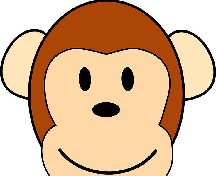 27 Gambar Kartun Wajah Monyet Monyet Kepala Wajah Gambar Vektor Gratis Di Pixabay Download Top Gambar Kartun Lucu Monyet Kartun Gambar Kartun Hello Kitty
