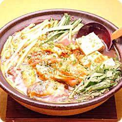 キムチ入りタラチゲ鍋 (レシピNo.1008)|ネスレ バランスレシピ