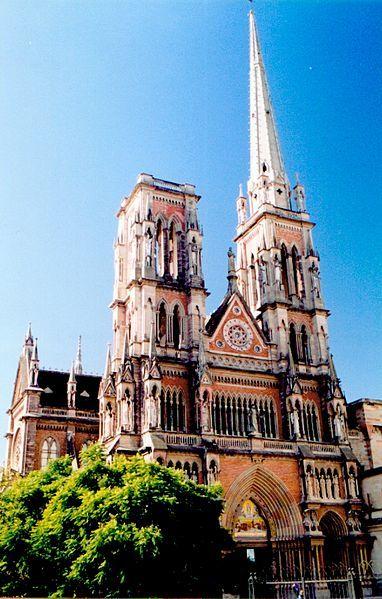 P. Ferreira,Capuchinos y Catedral(fotos y informacion)