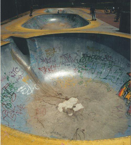urban skatepark halfpipe - Google Search