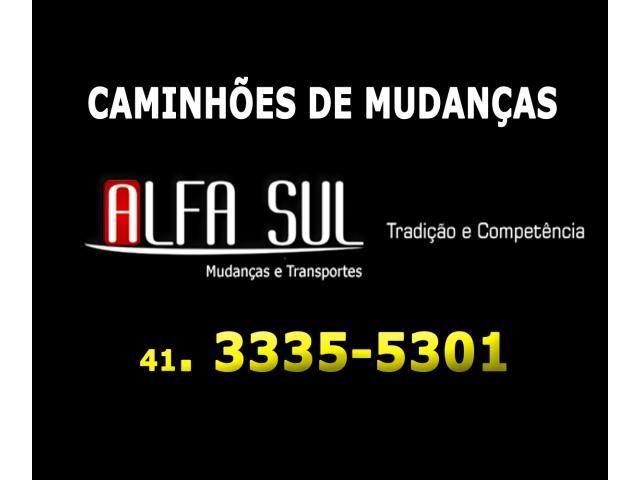 MUDAN�AS em CURITIBA - 41.3335.5301 - Mudan�as e fretes em Curitiba Curitiba - Classificados Alo Anuncio Brasil