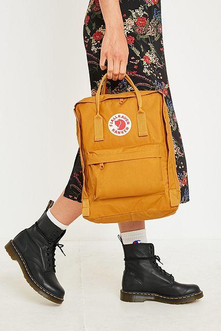 1b45b484fa1 Fjallraven Kanken Acorn Brown Backpack | Bags | Brown backpacks ...