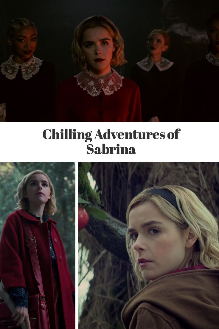 Preview Chilling Adventures Of Sabrina Season 1 Tell Tale Tv Sabrina Sabrina Witch Chill