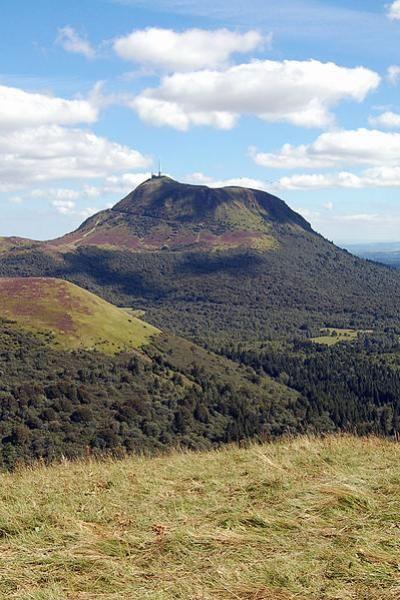 Découverte de la chaine des Puys : Le Puy de Dôme Auvergne
