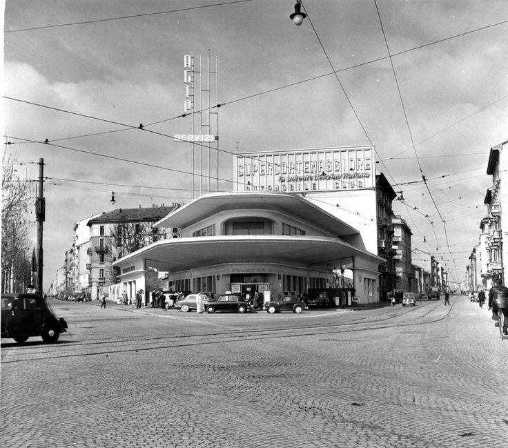 Recupero Dell'ex La Stazione Agip Di Piazzale Accursio - Picture gallery