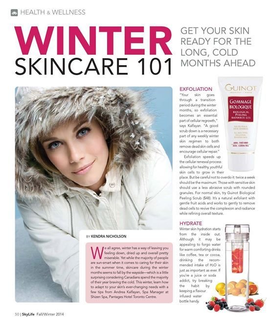 Skin Care Magazines: 17 Best Images About Guinot.spa On Pinterest