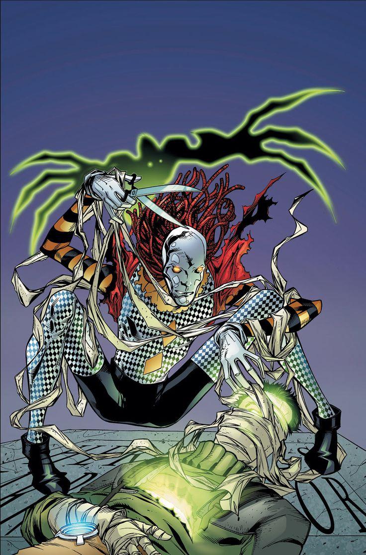 Doom Patrol 19 Comic art community, Doom patrol, Comic art