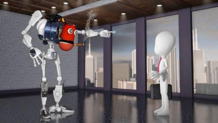 Kunstig intelligens tager vores job