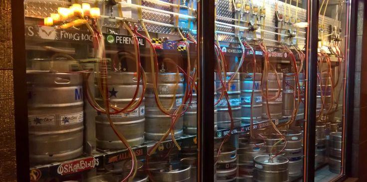 City Tap House of DC, Washington DC, Bier in Washington DC, Bier vor Ort, Bierreisen, Craft Beer, Bierbar