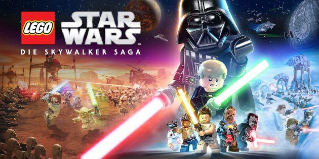 Lego Star Wars Die Skywalker Saga Release
