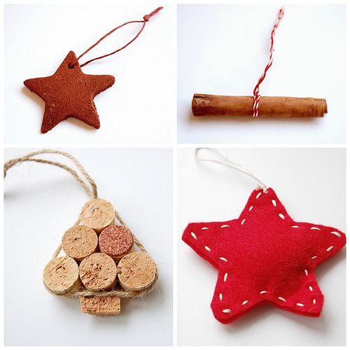 diy cinnamon ornaments
