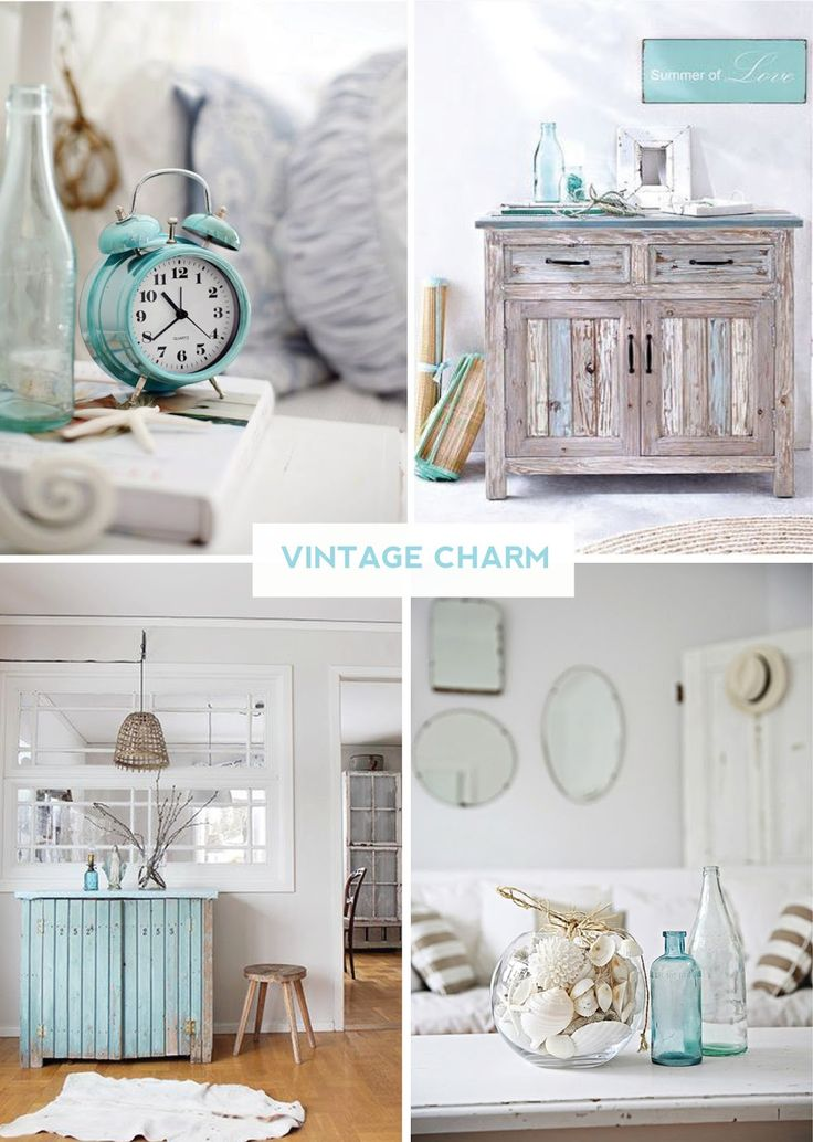 Best 25 vintage beach decor ideas on pinterest vintage for Classic beach house designs