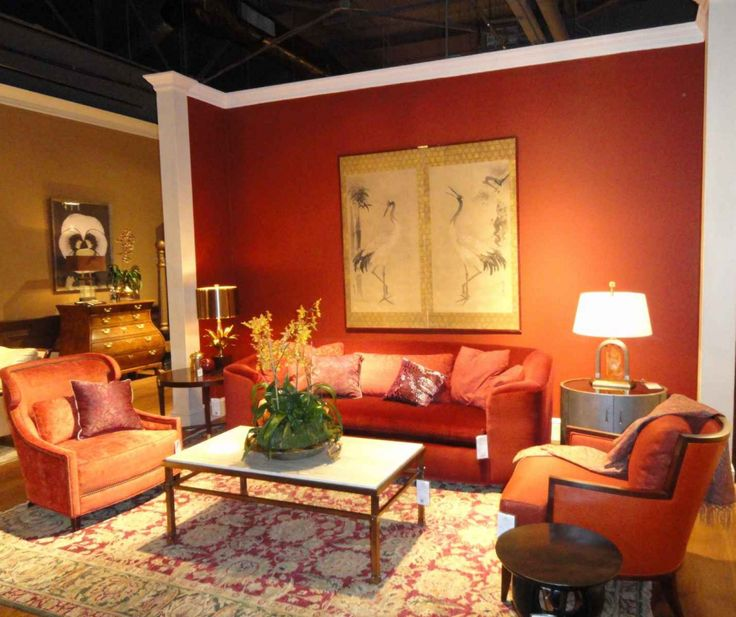 Nice Brown And Red Decor Living Room Regarding The House Check More At  Http:/
