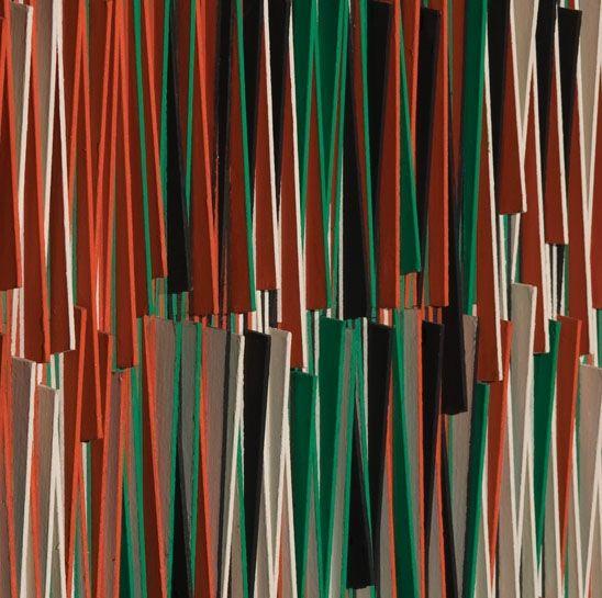 Carlos Cruz-Diez #pattern #art  ArtExperienceNYC   www.artexperiencenyc.com