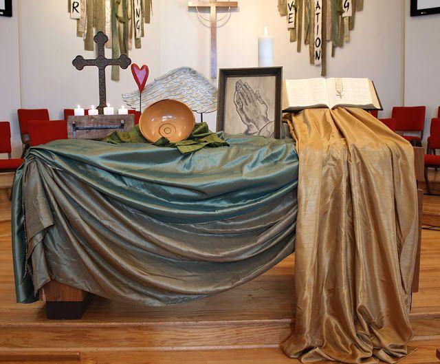 The Living Tableau- Loving Worship Arts Ashford United Methodist Church Houston