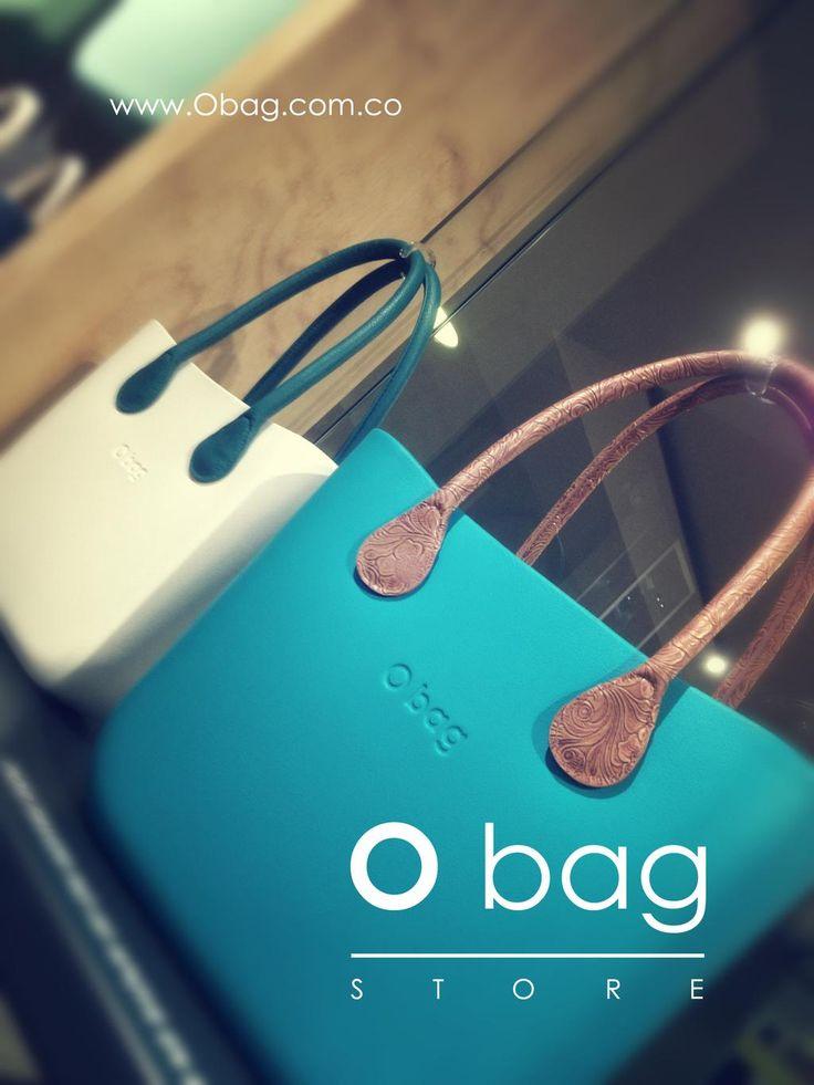 """#Obag únicamente en """"O bag Store"""" - O bag Store (Bogotá) C.C. Hacienda Santa Bárbara (Local D - 207) - O bag Store (Medellín) C.C. Oviedo (Local 1343) www.Obag.com.co"""