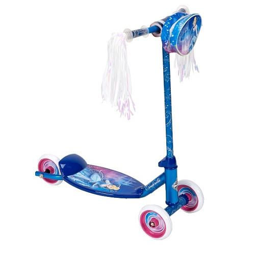 Huffy disney princess scooter cinderella birthday for Toys r us motorized scooter