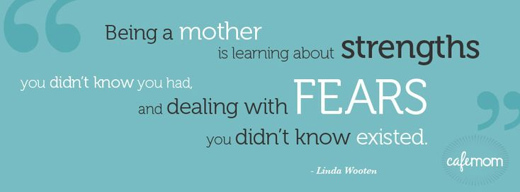 World of Writer Mom: The Motherhood of Worries and Fear ~ It's Part of ...
