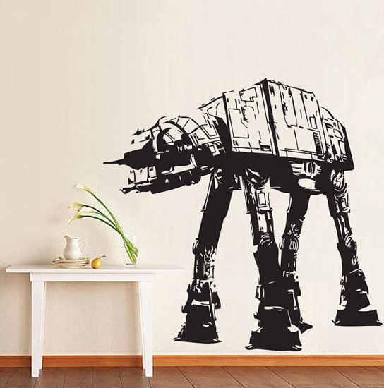 10 Gifts Star Wars Fans Will Love Vinyl Wall Decals