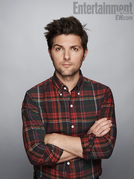 adam scott beard