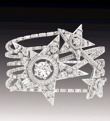 Bracelet Etoile Filante © Chanel Haute Joaillerie