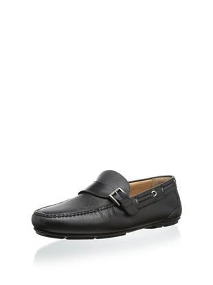 28% OFF Salvatore Ferragamo Men's Saba 2 Loafer (Nero)